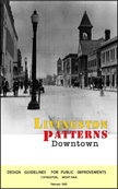 """Livingston Patterns Downtown"" design guidelines"
