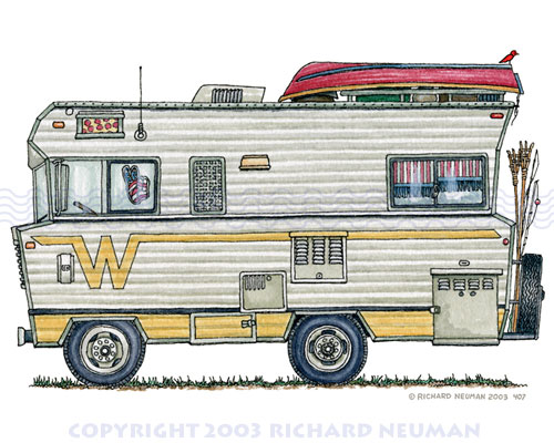 winnebago cartoon